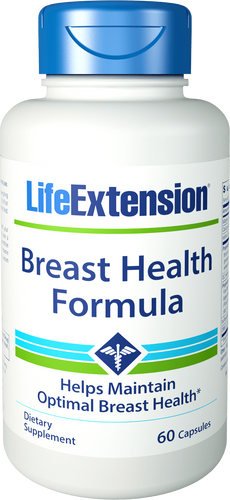 Breast Health Formula | 60 capsules