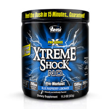 ANSI Nutrition- Pro Series Xtreme Shock N.O. Powder