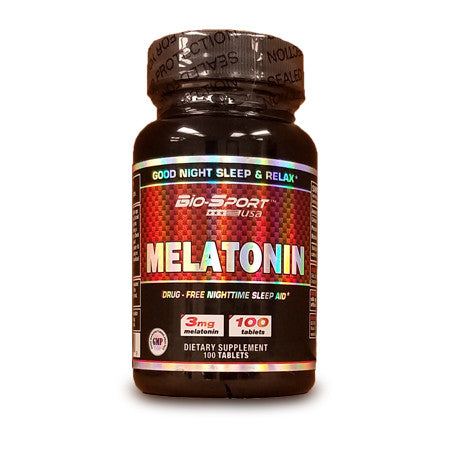 BioSport USA- Melatonin