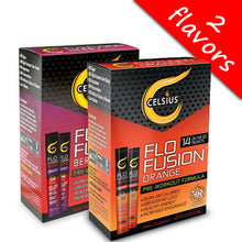 Celsius- On-the-Go Flo Fusion Sticks