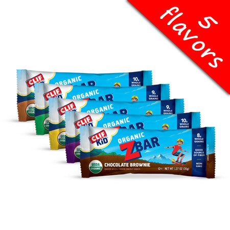 Clif Bar - Kid Zbar 18/box