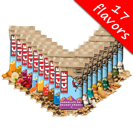 Clif Bar - Original 12/box