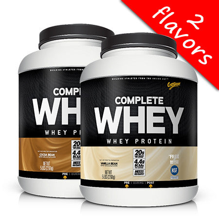 Cytosport - Complete Whey Protein Powder