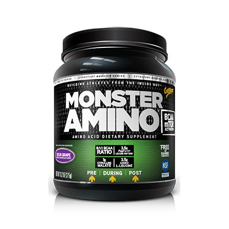 Cytosport- Monster Amino Sour Grape