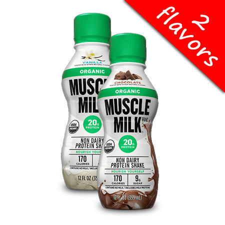 Cytosport- Muscle Milk Organic RTD 12/cs