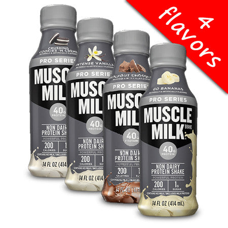 Cytosport- Muscle Milk Pro Series 40 RTD 12/cs