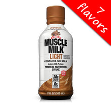 Cytosport- Muscle Milk RTD 17oz/12cs