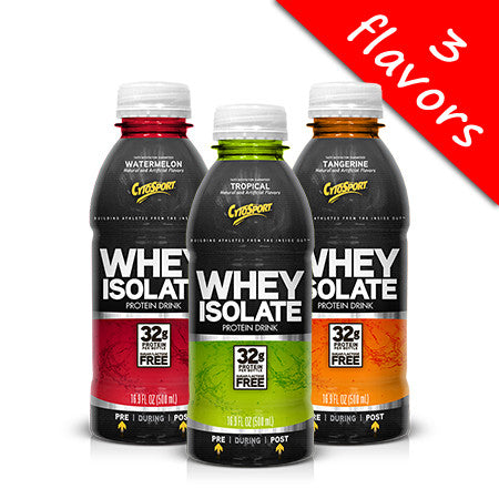 Cytosport- Whey Isolate RTD 12/cs