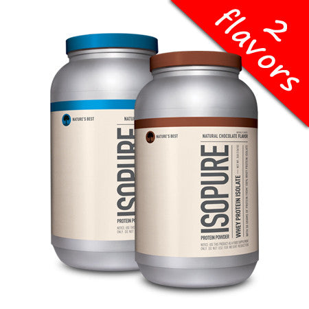 Isopure - Natural Whey Protein Isolate