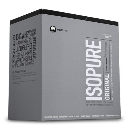 Isopure - Original Single Serving