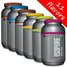 Isopure- Zero/Low Carb