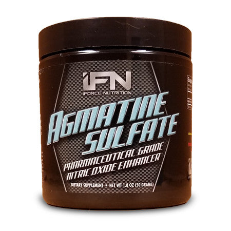iForce Nutrition - Agmatine Sulfate
