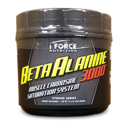 iForce Nutrition - Beta Alanine 3000