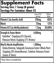 iForce Nutrition - HemaVo2 Max