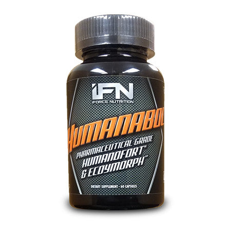 iForce Nutrition - Humanabol