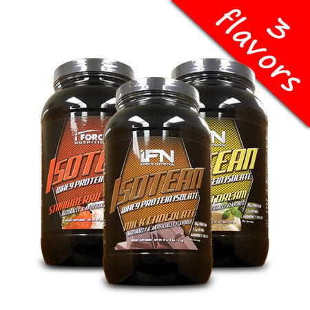 iForce Nutrition - Isotean 2lb