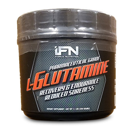 iForce Nutrition - L-Glutamine