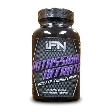 iForce Nutrition - Potassium Nitrate