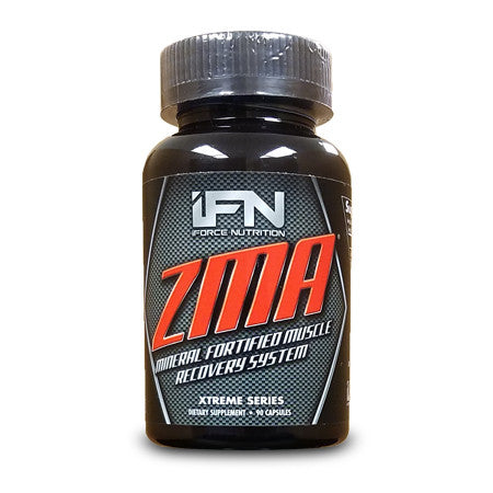 iForce Nutrition - ZMA