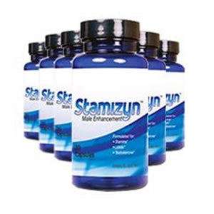 .Stamizyn | BEST VALUE OPTION | 6 bottle | (Save $50.06)