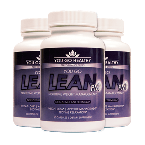 You Go Lean PM 3 Bottle Pack