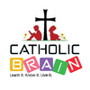 Catholic Brain Homeschool 1 Year Subscription with FREE Biblezon Catholic Tablet. Tablet Ships January 29, 2019.