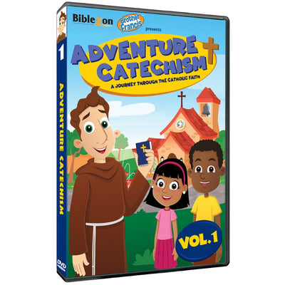 Adventure Catechism DVD (Ships 12/07/19)