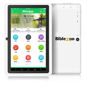 Biblezon Catholic Tablet - (Teens & Adults) THE ULTIMATE TABLET BUILT FOR CATHOLICS.  Preloaded with over 50 Catholic apps, books, games, videos, quizzes, songs & more.