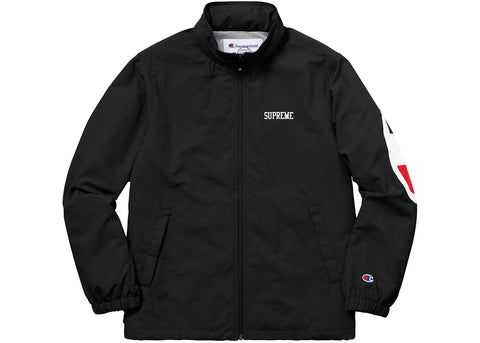Collab Windbreaker jacket