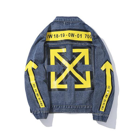 OW DENIM JACKET