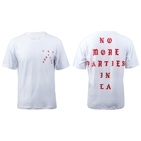 No More Parties In LA Tee