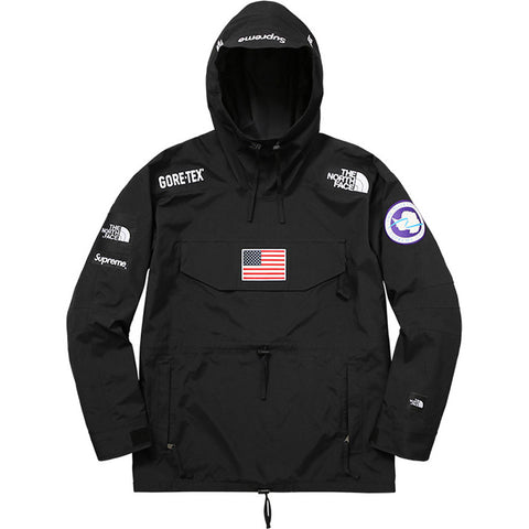 Supreme x The North Face Windbreaker Hoodie