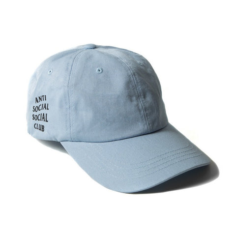 Sky Blue Anti Social Club Hat