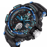 Sanda Dual Display Watch