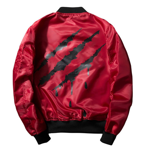 Scratch MA-1 Bomber Jacket