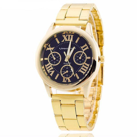 Vansvar Gold Watch
