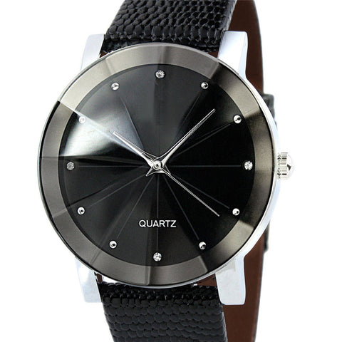 Luxury Quartz Military Watch
