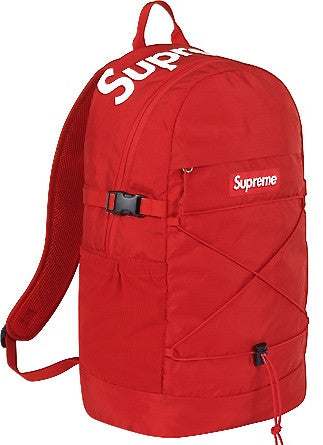 Red Supreme Backpack