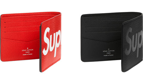 Supreme x Louis Vuitton Wallet