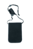 TATONKA SKIN NECK POUCH RFID BLACK
