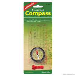 COGHLANS MAP COMPASS DELUXE