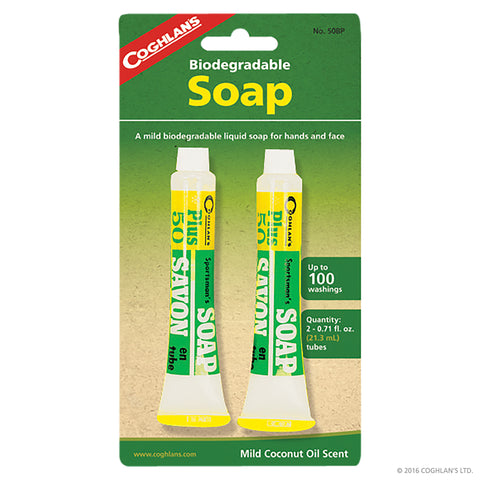 COGHLANS SPORTSMAN'S SOAP - PKG OF 2