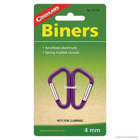 COGHLANS 4MM MINI BINER
