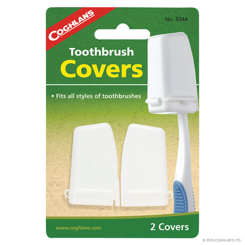 COGHLANS TOOTHBRUSH COVERS
