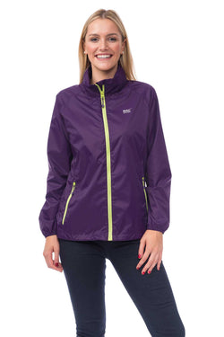 MIAS JACKET GRAPE