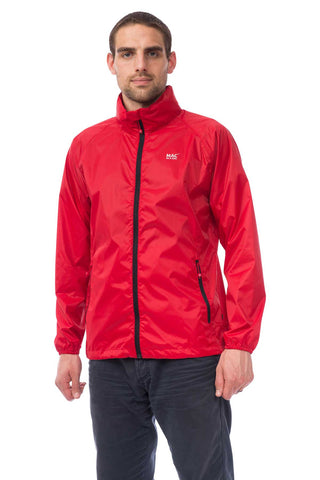 MIAS JACKET LAVA RED
