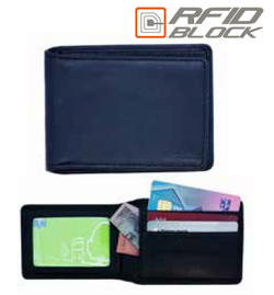 OSA RFID LEATHER WALLET