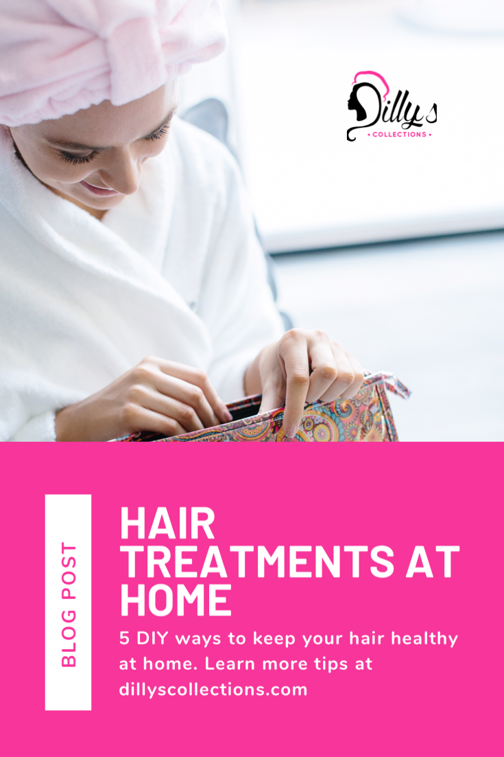 Pinterest graphic hair treatments you can do at home