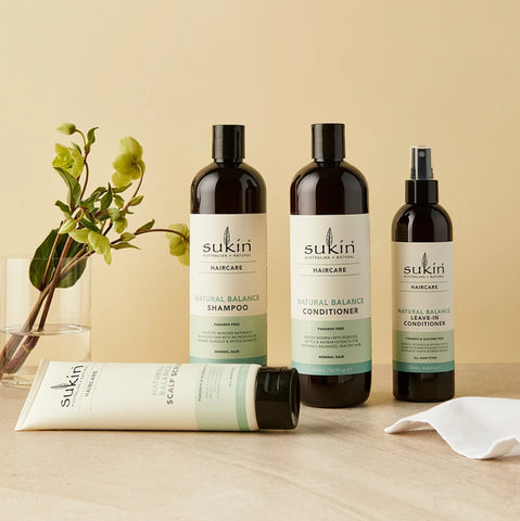 Image from Sukin - Hair Care Products
