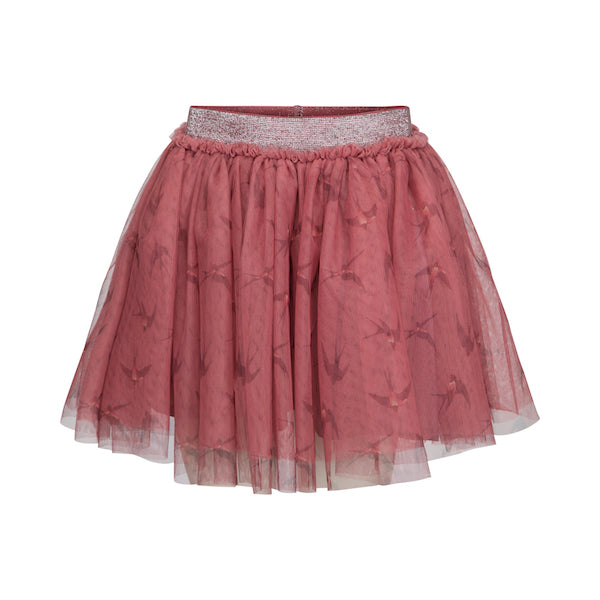 8e590fb2702 PETIT BY SOFIE SCHNOOR Skirt - Rouge Color - Scandes